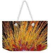 Huckleberry Glow Weekender Tote Bag