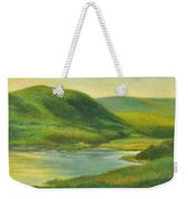 Hudson From Toll House Trail Weekender Tote Bag