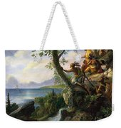 Hudson: New York, 1609 Weekender Tote Bag