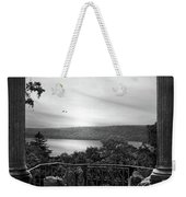 Hudson River Views Weekender Tote Bag