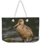 Marbled Godwit Stroll Weekender Tote Bag