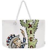 Huerta: Cartoon, C1914 Weekender Tote Bag