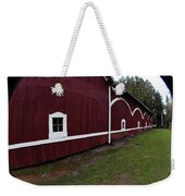 Huge Barn Weekender Tote Bag