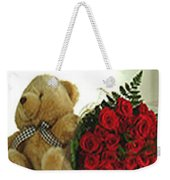 Hugs N Kisseshugs N Kisses Weekender Tote Bag