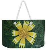 Huisache Daisy Weekender Tote Bag