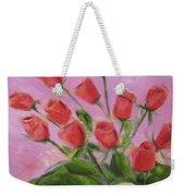 Hull Roses Weekender Tote Bag