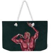 Human Anatomy 13 Weekender Tote Bag