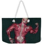 Human Anatomy 9 Weekender Tote Bag