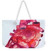 Human Heart Pa Weekender Tote Bag