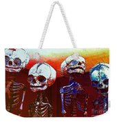 Humans Weekender Tote Bag