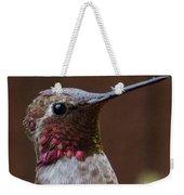 Hummingbird 16 Weekender Tote Bag