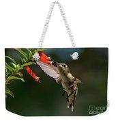 Hummingbird #5 Weekender Tote Bag