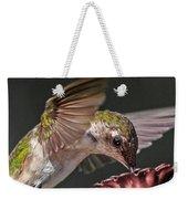 Hummingbird. Weekender Tote Bag