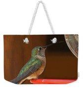 Hummingbird De Weekender Tote Bag