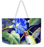 Hummingbird Delight Weekender Tote Bag