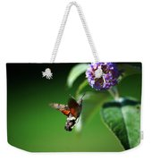 Hummingbird Hawk Moth - Five Weekender Tote Bag