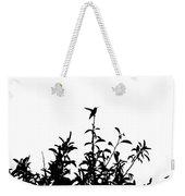 Hummingbird Silhouettes #2 Weekender Tote Bag