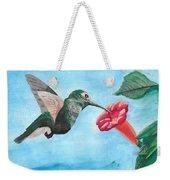 Hummingbird Trumpet Weekender Tote Bag