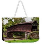 Humpback Bridge Weekender Tote Bag