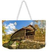 Humpback Covered Bridge In Autumn Colors Weekender Tote Bag