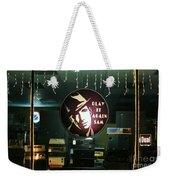 Humphrey Bogart Weekender Tote Bag