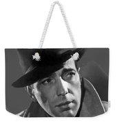 Humphrey Bogart Publicity Portrait Casablabca 1942-2016 Weekender Tote Bag