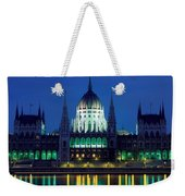 Hungarian Parliament Building Weekender Tote Bag