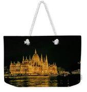 Hungarian Parliament  Weekender Tote Bag