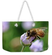 Hungry Bee Weekender Tote Bag