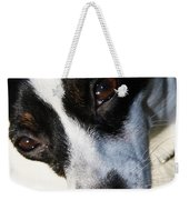 Hungry Dog Weekender Tote Bag
