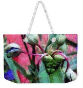 Hungry Mouths Weekender Tote Bag