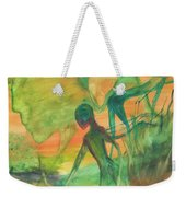 Hunt And Gather Weekender Tote Bag