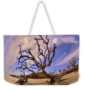 Hunting Island Beach And Driftwood Beaufort Sc Weekender Tote Bag