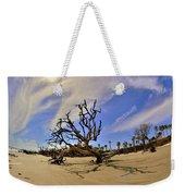Hunting Island Beach And Driftwood Weekender Tote Bag