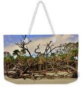 Hunting Island Driftwood Beach Beaufort Sc Weekender Tote Bag