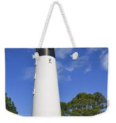Hunting Island Lighthouse South Carolina Weekender Tote Bag