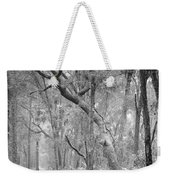 Hunting Island Path  Weekender Tote Bag