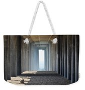 Huntington Beach Pier Weekender Tote Bag