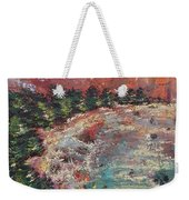 Huntington Lake Weekender Tote Bag
