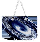 Hurricane In Space Abstract Weekender Tote Bag