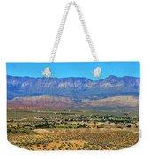 Hurricane Utah And Red Cliffs Nca Weekender Tote Bag