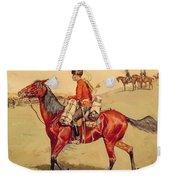 Hussar Russian Guard Corps Weekender Tote Bag
