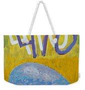 Hvad 2012 Weekender Tote Bag