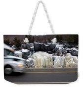 Hwy Ice   Weekender Tote Bag