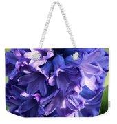 Hyacinth Highlights Weekender Tote Bag