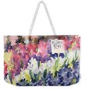 Hyacinths Weekender Tote Bag