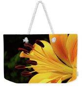 Hybrid Lily Weekender Tote Bag