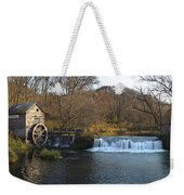 Hyde Mill Wisconsin Weekender Tote Bag