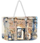 Hyde Park Entrance Weekender Tote Bag