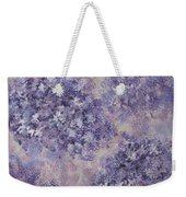 Hydrangea Blossom Abstract 1 Weekender Tote Bag